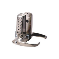 Codelocks CL4000 Series CL4210 Electronic Tubular Mortise Latchbolt Lock