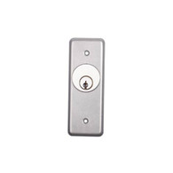 ETI NS011A Narrow Stile SPDT Momentary Key Switch