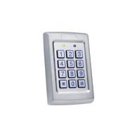 Rosslare AYC-Q54B Convertible Anti-Vandal Backlit 3x4 PIN Reader / Controller