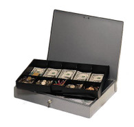 MMF Industries 10 Compartment Cash Box