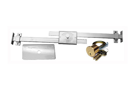 Progressive Hardware Double Bar Fox Police Lock DBL-01