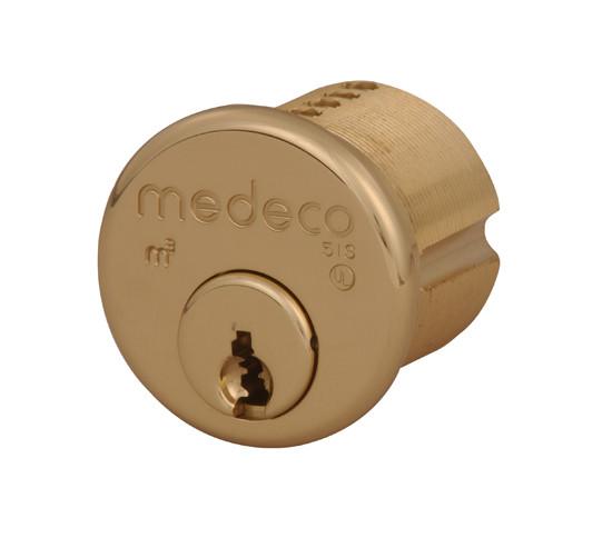 Medeco High Security Mortise Cylinder