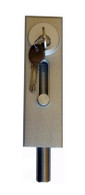 Progressive Hardware - Revolving Door Lock With Cylinder R1000