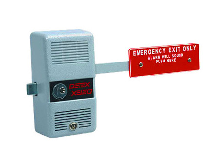 Detex Ecl 230d Alarmed Exit Device Ask Locksmith Inc