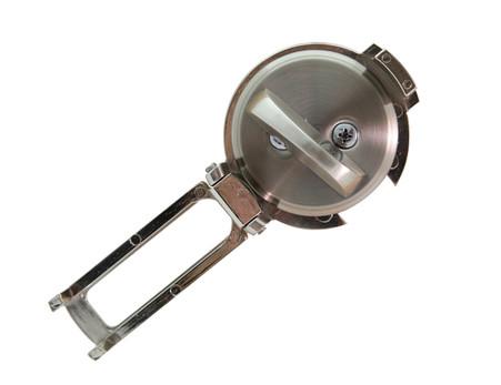 ultimate lock system flip guard deadbolt security satin nickel - Wifi Deadbolt