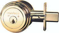 Medeco 11TR523 11TR524 11TR623 11TR624 Maxum Residential Double Cylinder Deadbolt