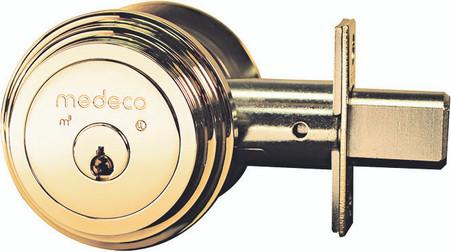Medeco Maxum Residential Single Cylinder Deadbolt - ASK Locksmith, Inc.