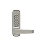 CodeLocks CL415 Tubular Mortise Latch With Code Free Option