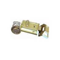 Progressive Hardware 214 Surface Mounted Rim Night Latch