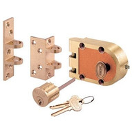 Segal - Single Cylinder Jimmy Proof Deadbolt