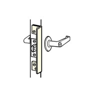 Don-jo ALP-206 Key in Knob Outswing Latch Protector