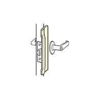 Don-Jo NLP-210-SL Mortise Outswing Doors Latch Protector