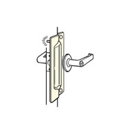 Don-Jo PLP-111-630 Outswing Doors Latch Protector