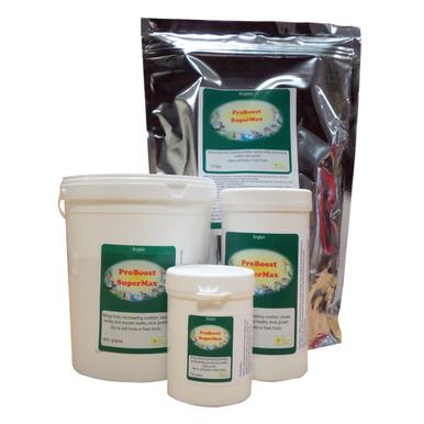 Breeding supplement for birds.