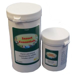 Vitamin and mineral supplement for soft bills.