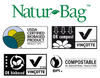 Certified Compostable Trash Liners