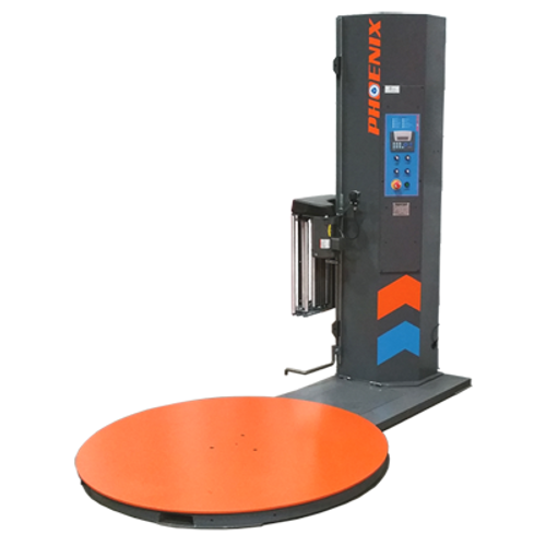 Semi-Automatic Pallet Wrapper, Low Profile, Entry Level (PLP-2100)