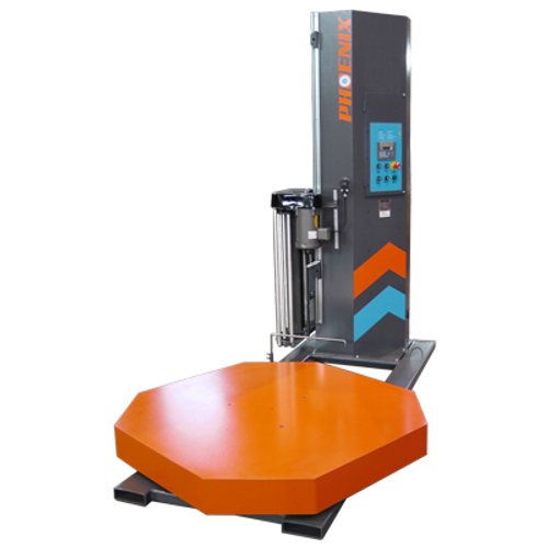 Semi-Automatic Pallet Wrapper, High Profile, Entry Level (PHP-2100)