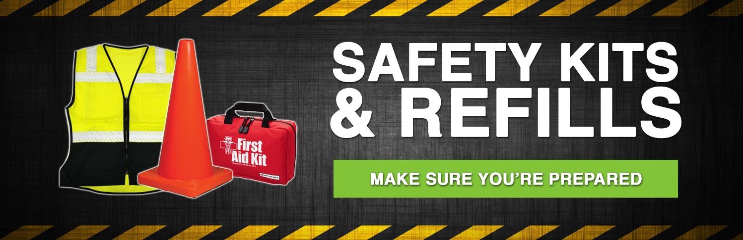 safety kit refills