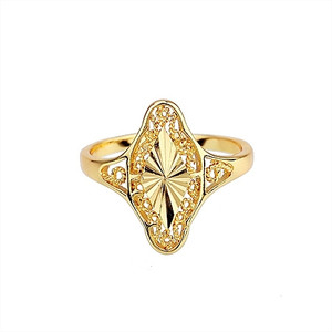 18K Gold plated Ring 1012RNG22