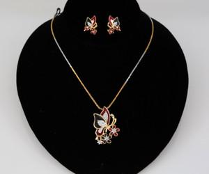 Dancing butterfly pendant