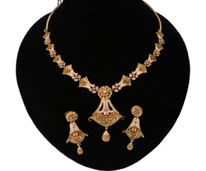 22 karat Indian Gold Plated jewelry