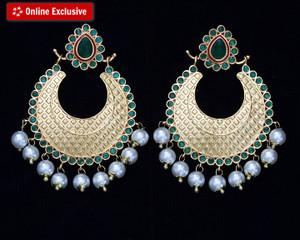 Chand bali bollywood earrings