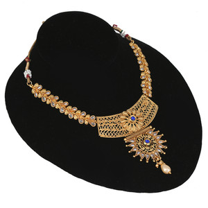Latest Indian Jewellery Designs Choker Necklace