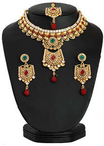 Bridal jewelry necklace from India