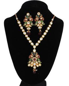 Designer Kundan neckalce