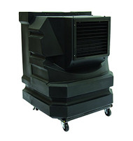 EVAPMINI700 - Mini Evaporative Cooler, 5.6 Amps 2400/3000 CFM, 10 Gallon tank, 120V, 1/3HP, 2 Sp