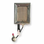 P-16N Portable Construction Heater - 16,000 BTU Natural Gas