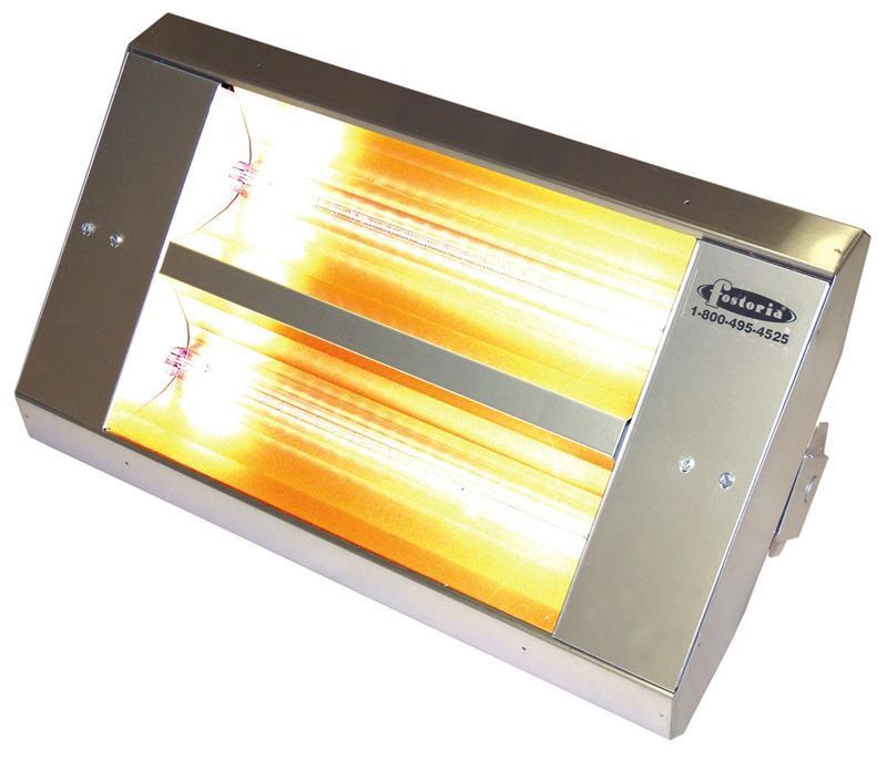 Markel Electric Unit Heaters 22230TH208V - 3.2KW 208V 30Sym Mul-T Mount Infrared ...