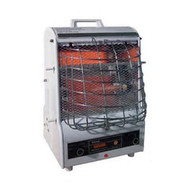 198 TMC Portable Electric Heater w/3' cord.198TMC Series electric portable heater with its NEO-GLO element to keep you warm.Buy two and get free Shipping.