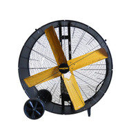 "MAC-42-BDF Master Industrial High Capacity 42"" Belt-Drive Barrel Fan"