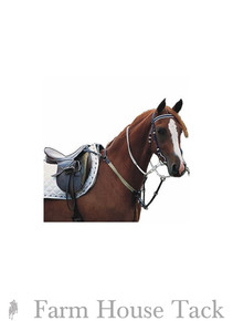 Kincade Elastic Eventing Breastplate Martingale