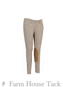 EC Champion Child's Side Zip Coolmax Breeches