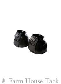 Roma PVC Double Tape Smooth Bell Boots