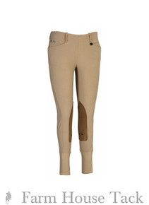 EC Champion Ladies Side Zip Coolmax Breeches