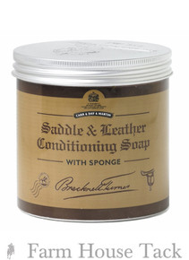 CDM Horse Brecknell Turner Saddle Soap