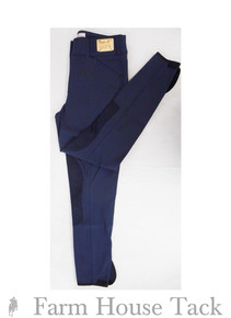 Tailored Sportsman Ladies Low Rise Side Zip Breeches -2018