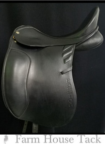 "Sommer Passion 17.5"" Used Dressage Saddle"
