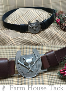 Design by Loriece Fox Hunt Belt