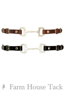 Design by Loriece Dee Ring Snaffle Ladies  Belt
