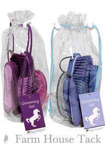Equestria Sport Duffel Bag Grooming Set 4 piece