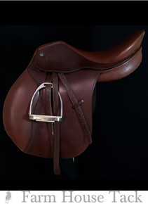 "Crosby XL AP 17"" Used All Purpose Saddle"