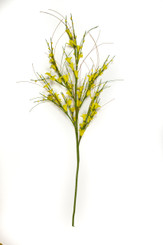 GOLDEN FORSYTHIA SPRAY - 32""