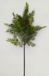 PINE & JUNIPER SPRAY 29""