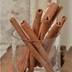CINNAMON STICKS 8 INCHES 8 OZ PACKED 20