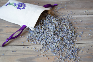 LAVENDER BUDS / FLOWERS - NATURAL - 1 LB